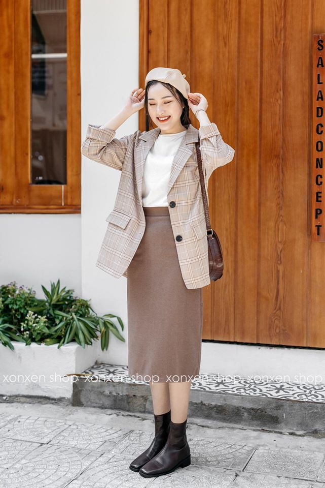 Shop chuyên về quần áo cho tuổi teen nên đa số quần áo mang phong cách cute dễ thương, giá quần áo khá mềm