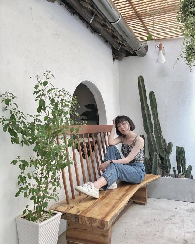 Tại Xoong Garden Juices & Fruits góc nào cũng có thể cho ra những tấm ảnh đẹp