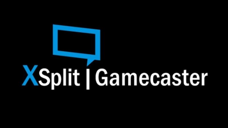 Phần mềm quay video game XSplit Gamecaster