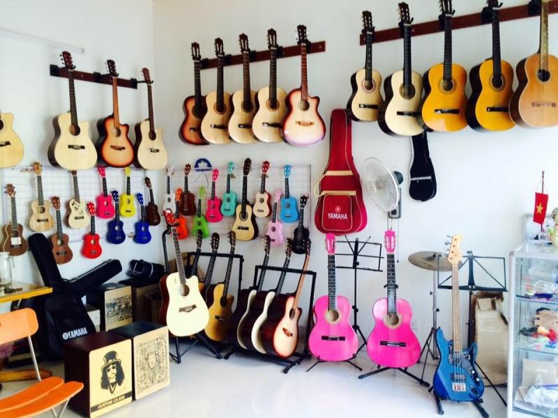 Xstrings Guitar Hải Phòng