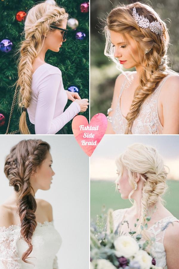 Top 10 kiểu tóc cô dâu được ưa chuộng nhất trong mùa cưới 2019