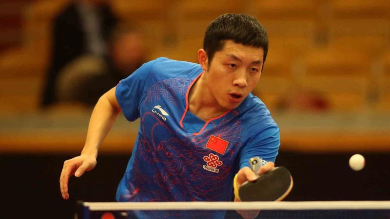 Tay vợt Xu Xin