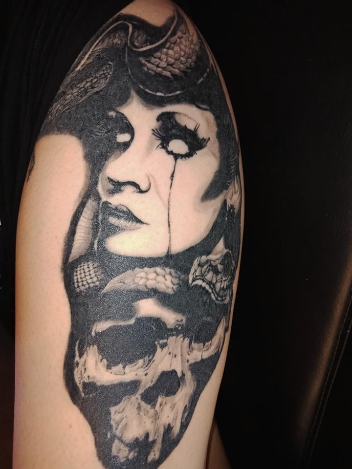 Xuân Bách Tattoo