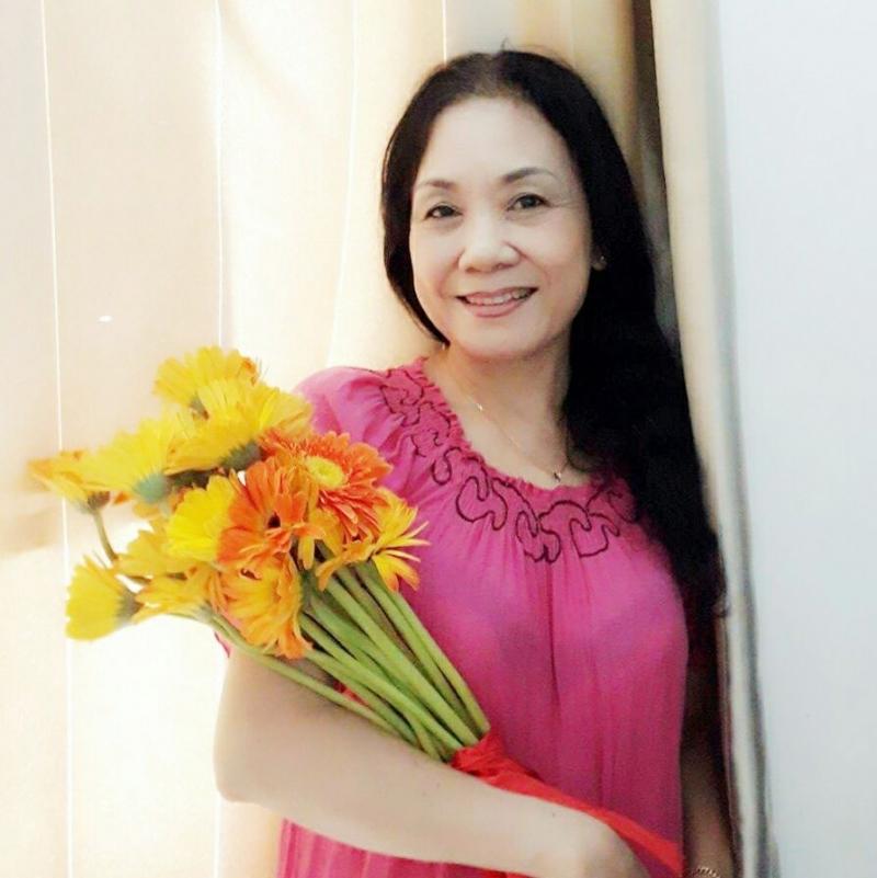 Tác giả Lâm Thanh Bình ( Ảnh do nhân vật cung cấp)