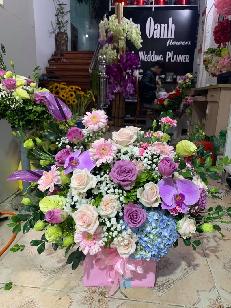 Xuân Oanh Flowers