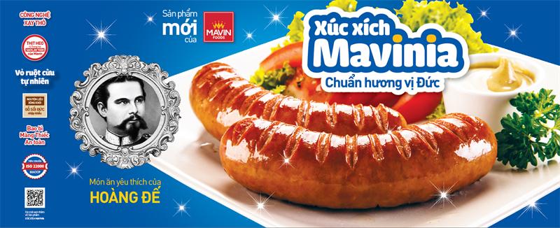 Xúc xích Mavin