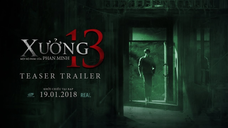 Poster chính thức Xưởng 13
