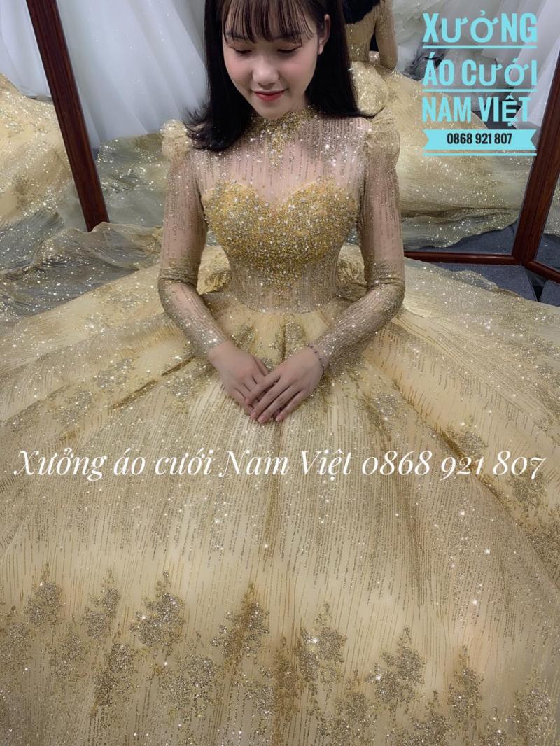 Xưởng Áo Cưới Nam Việt