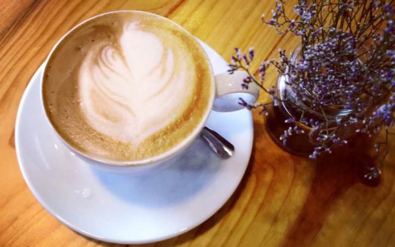 Xưởng cafe