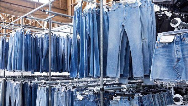 Top 7 Xưởng chuyên sỉ quần jeans uy tín  nhất Hồ Chí Minh
