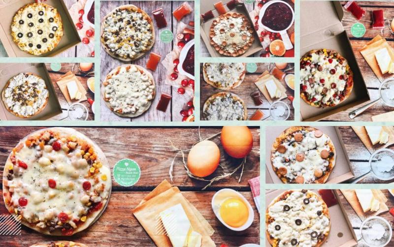 Top 5 Địa chỉ ăn pizza ngon và chất lượng nhất TP. Việt Trì, Phú Thọ