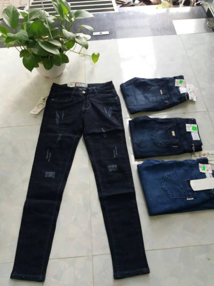 Shop chuyên sỉ quần jeans hot girl giá rẻ nhất TPHCM Kim Liên cam kết giới thiệu đến các bạn những mẫu quần jeans đẹp nhất