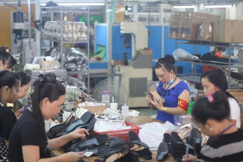 Xưởng giày TamyShoes (Sigiay.vn)