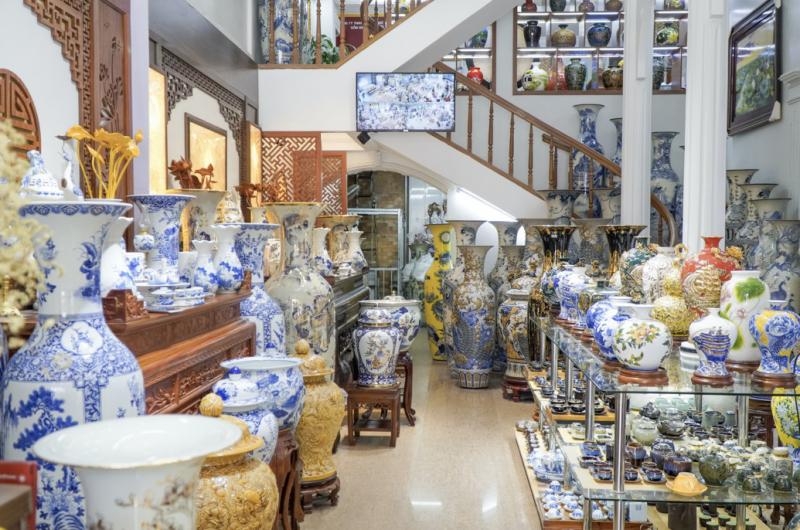 Xưởng Gốm Bát Tràng - Showroom Hải Phòng