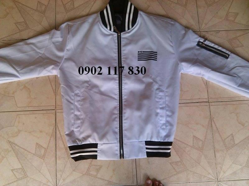 Xưởng may áo khoác công ty Thịnh Phát