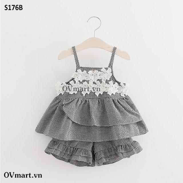 Xưởng sỉ quần áo trẻ em OVmart