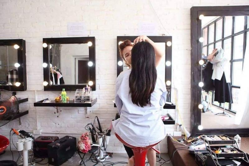 Studio makeup chuyên nghiệp ở Sweetie