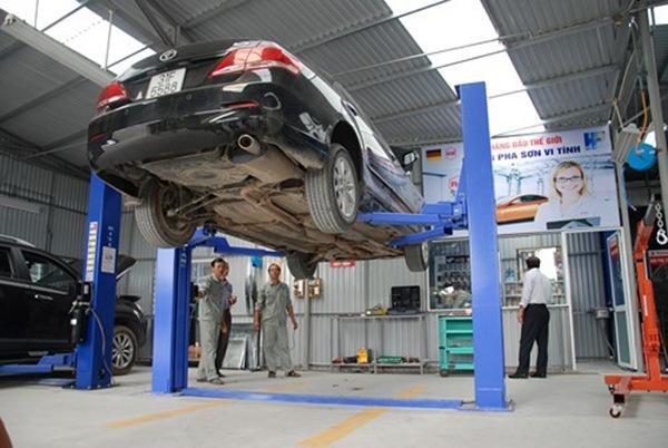 Top 4 Xưởng/Gara sửa chữa ô tô uy tín và chất lượng ở TP. Pleiku, Gia Lai