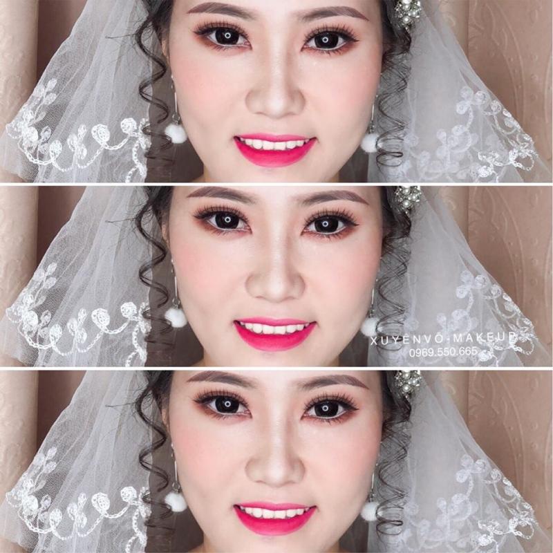 Xuyên Võ Make Up (NguyenHoang Studio)