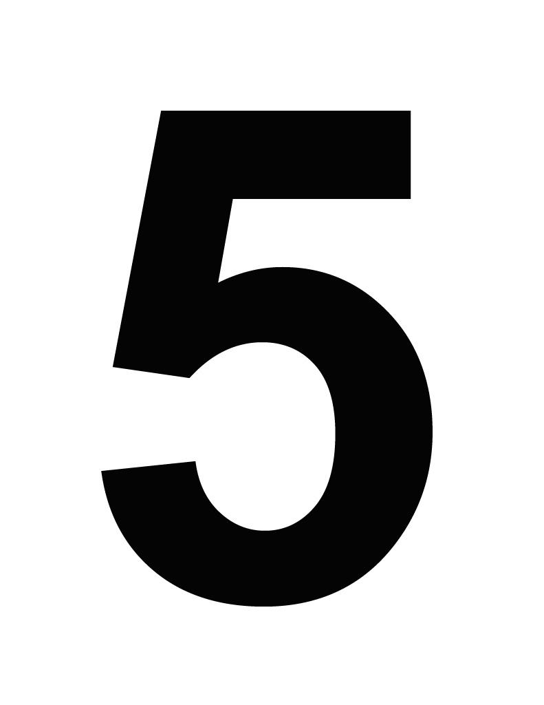 Ý nghĩa của số 5 theo kinh dịch