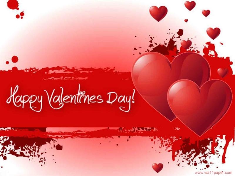 Valentine Đỏ - Valentine truyền thống trên toàn thế giới