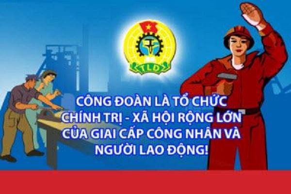 Khái niệm Công đoàn Việt Nam