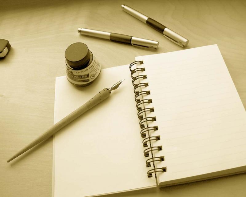 Ở điểm xuất phát, chúng ta là như nhau, giấy trắng