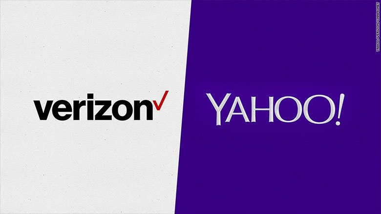 Yahoo về tay Verizon