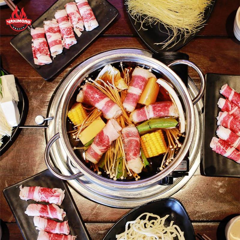 Yakimono - Quán Thịt Nướng Nhật Bản