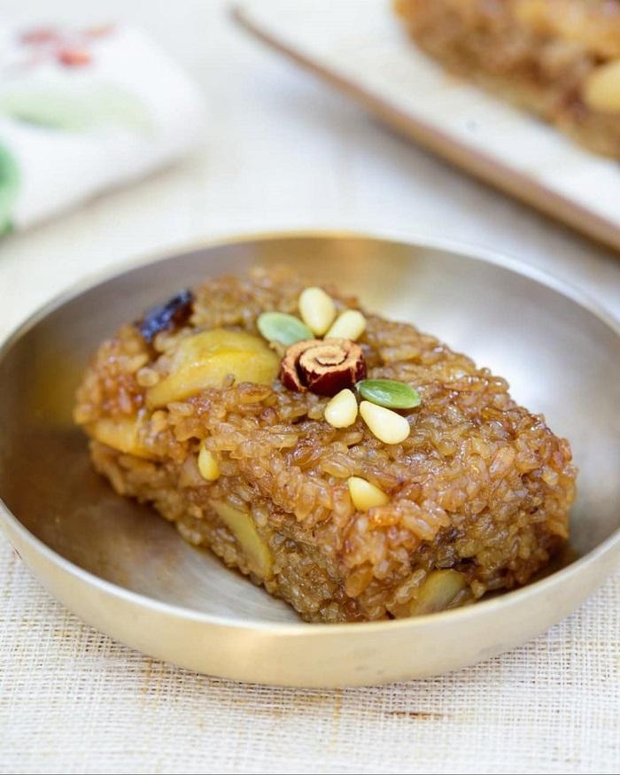 Món bánh truyền thống của xứ sở kim chi
