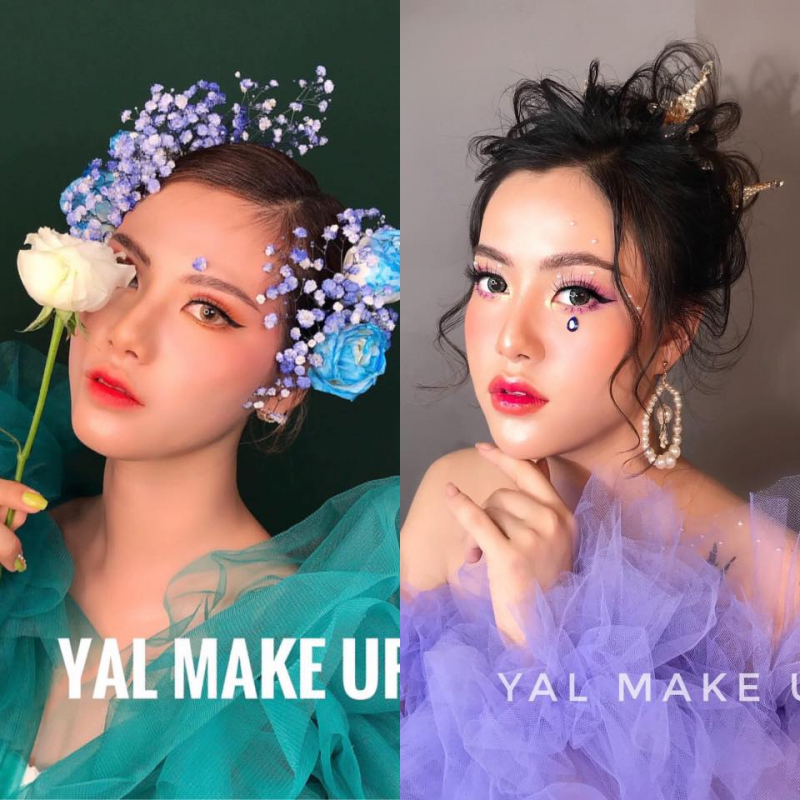 Yal Trần MaKe Up