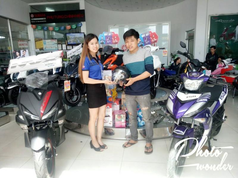 Yamaha Sài Gòn 3