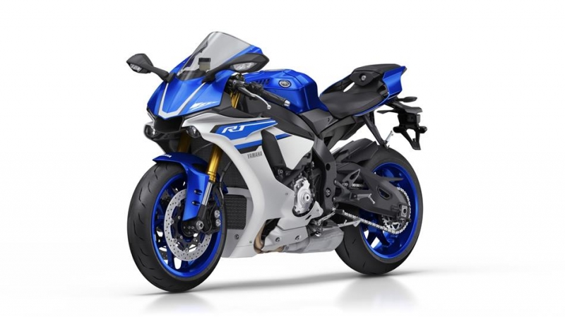 Giá bán Yamaha YZF-R1: 365.000.000 đồng