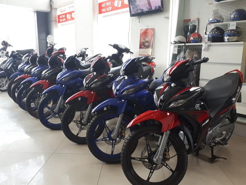 Yamaha Đại Hoàng Phương
