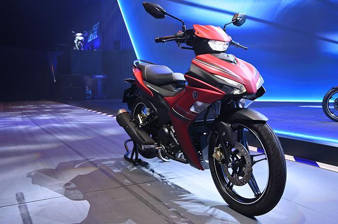 Yamaha Exciter 2021