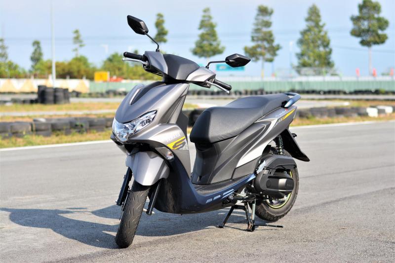 Yamaha FreeGo 2020