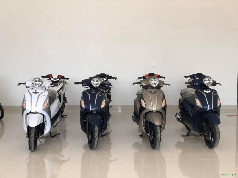 Yamaha Grande 125 2021