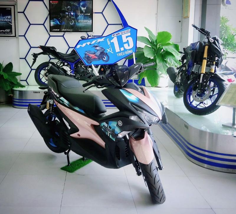 Yamaha Hồng Phúc 1