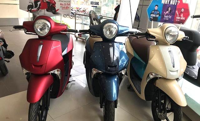 Yamaha Janus 2019
