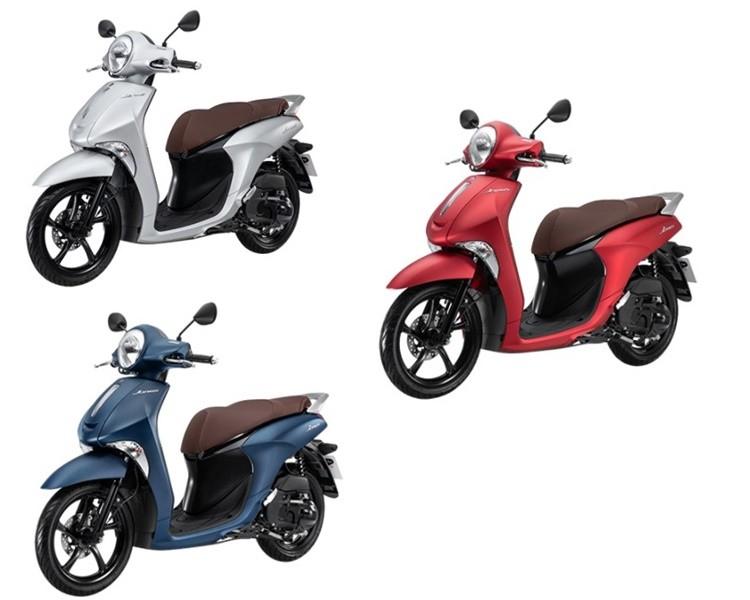 Yamaha Janus 2021