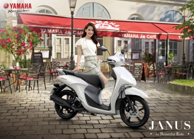 Yamaha Janus Standard