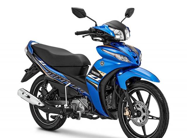 Yamaha Jupiter 2021