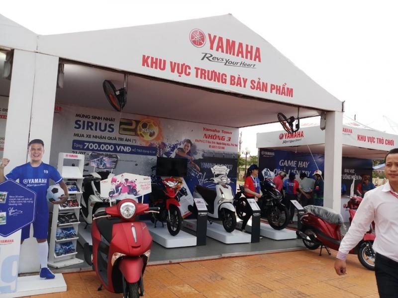Yamaha NHÔNG