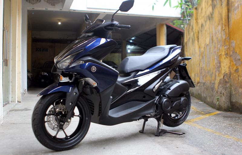 Yamaha NVX 125