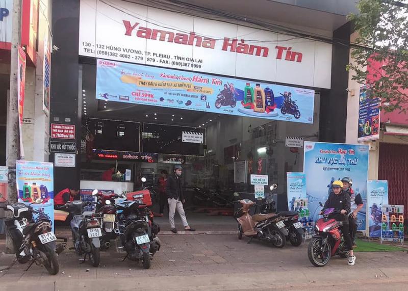 Yamaha Town Hàm Tín