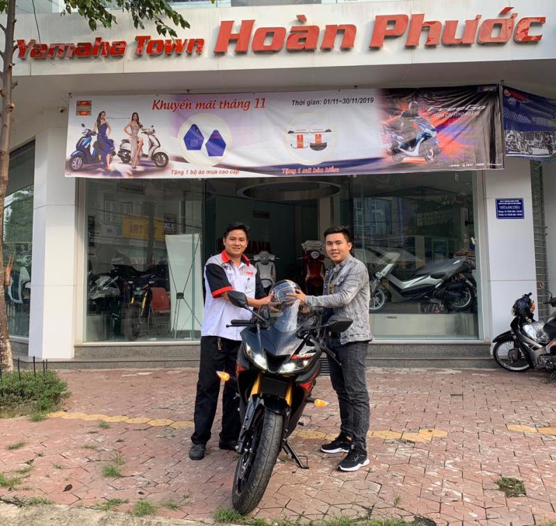 Yamaha Town Hoàn Phước Quảng Ngãi