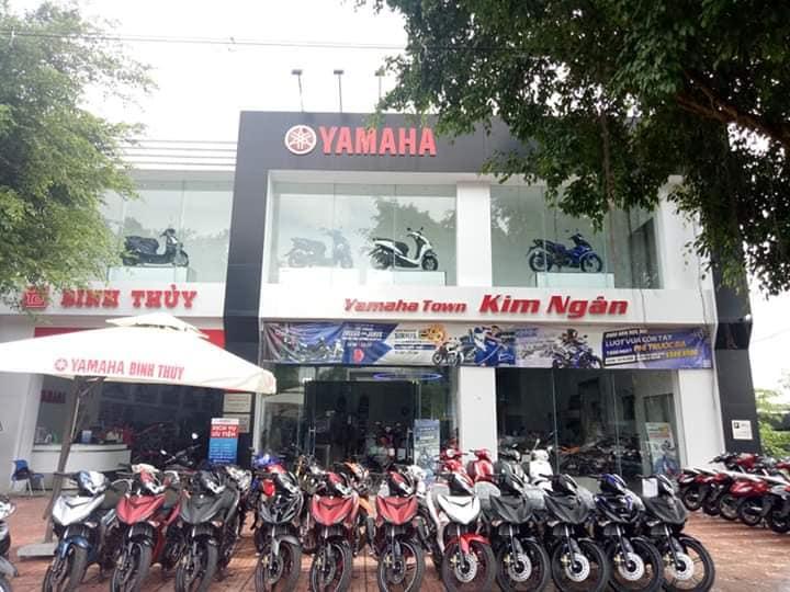 Yamaha Town Kim Ngân- Bình Thuỷ