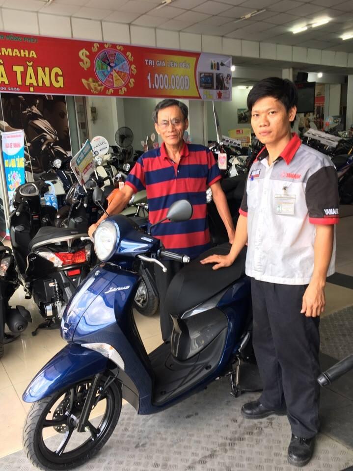 Yamaha TOWN Minh Hồng Phát