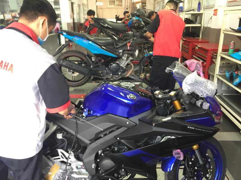 Yamaha Town Việt Nhật 1
