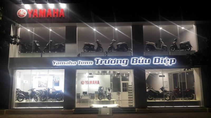 Yamaha Trương Bửu Diệp